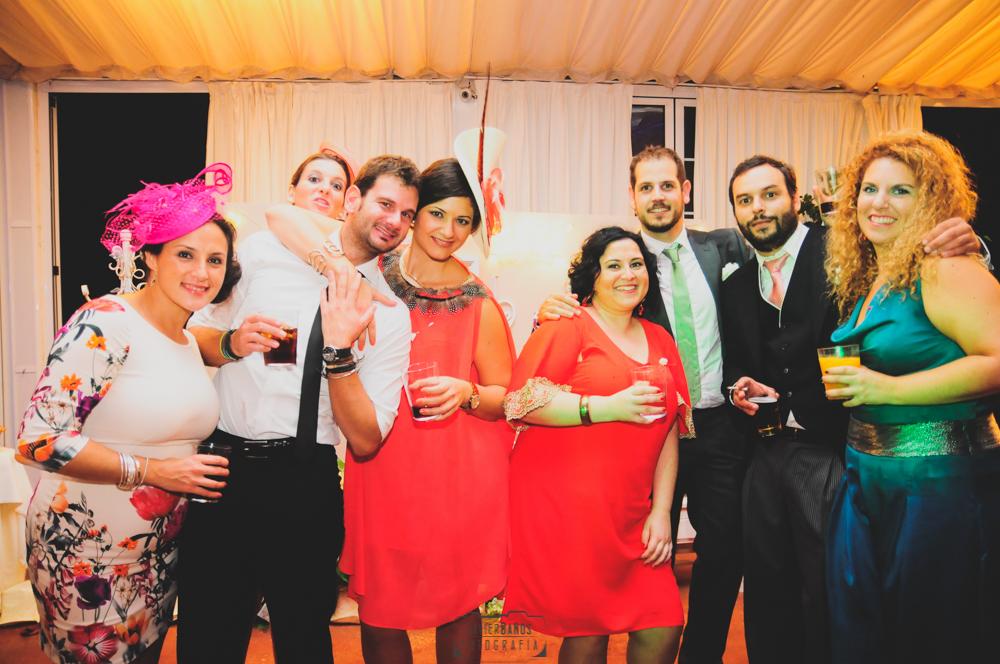 Photocall Boda Florencio y Esperanza 0111