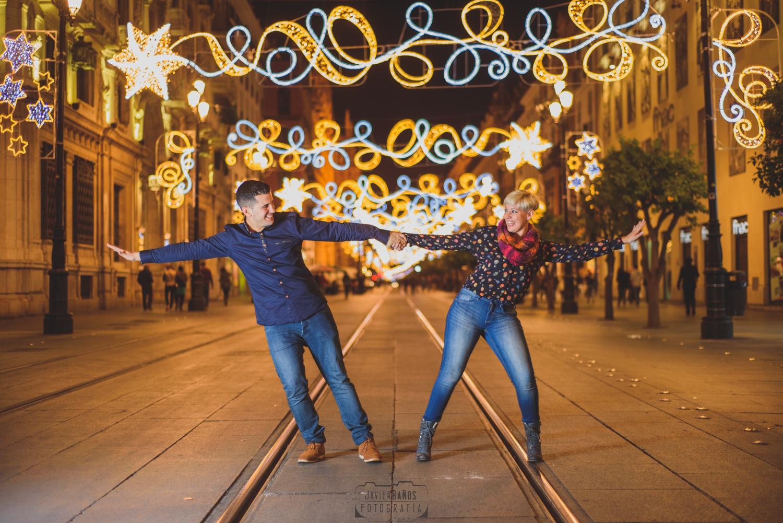 Sesión de Fotos de pareja en Sevilla