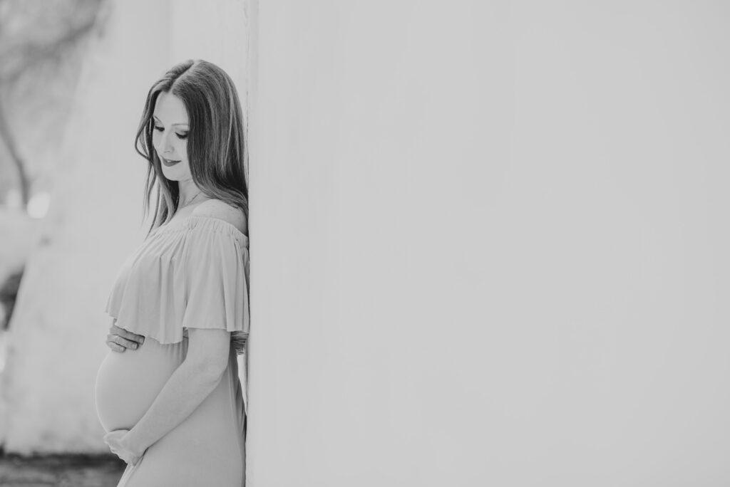 Fotografía de embarazada en Sevilla