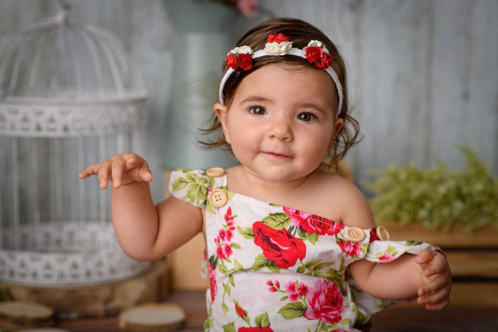 Fotografía de bebé en Sevilla