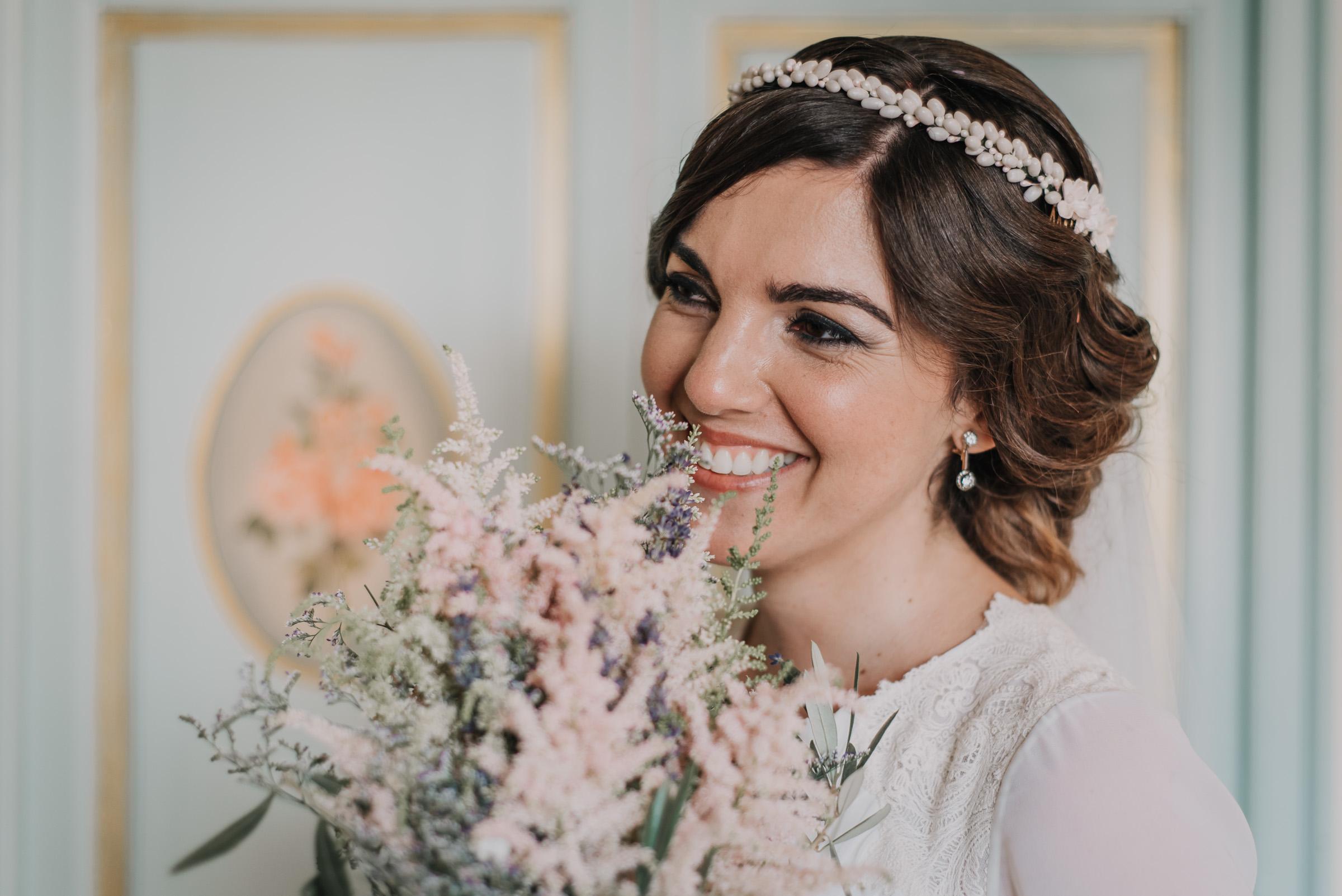 Fotos de novias Sevilla De Acanto Flores